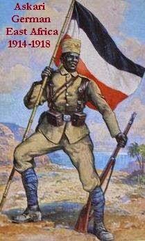 WW1 German Askari