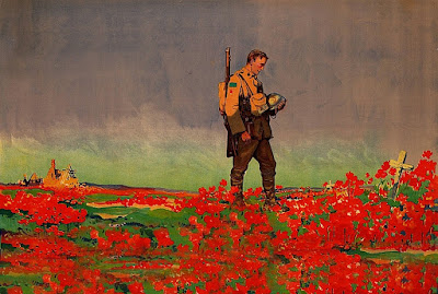 In Flanders Fields Clip Art