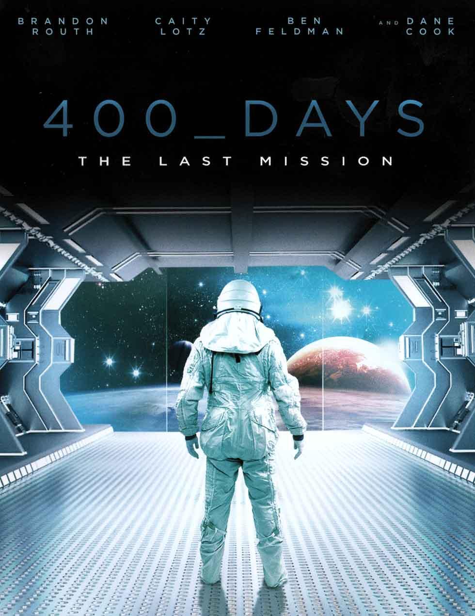 400 Dias Torrent - BluRay 720p Dublado (2016)