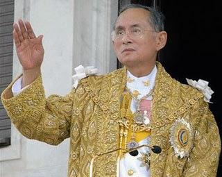 Raja Bhumibol Adulyadej