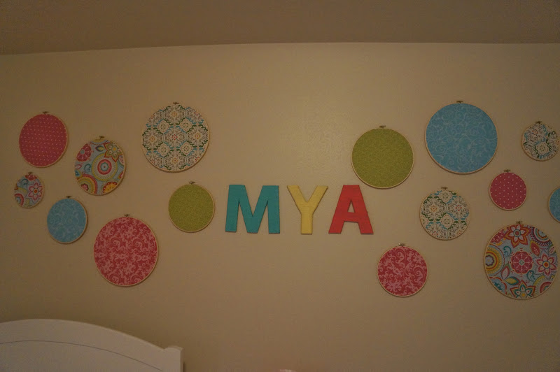 Do it yourself duo mya39s room for Hobby lobby bulletin board letters