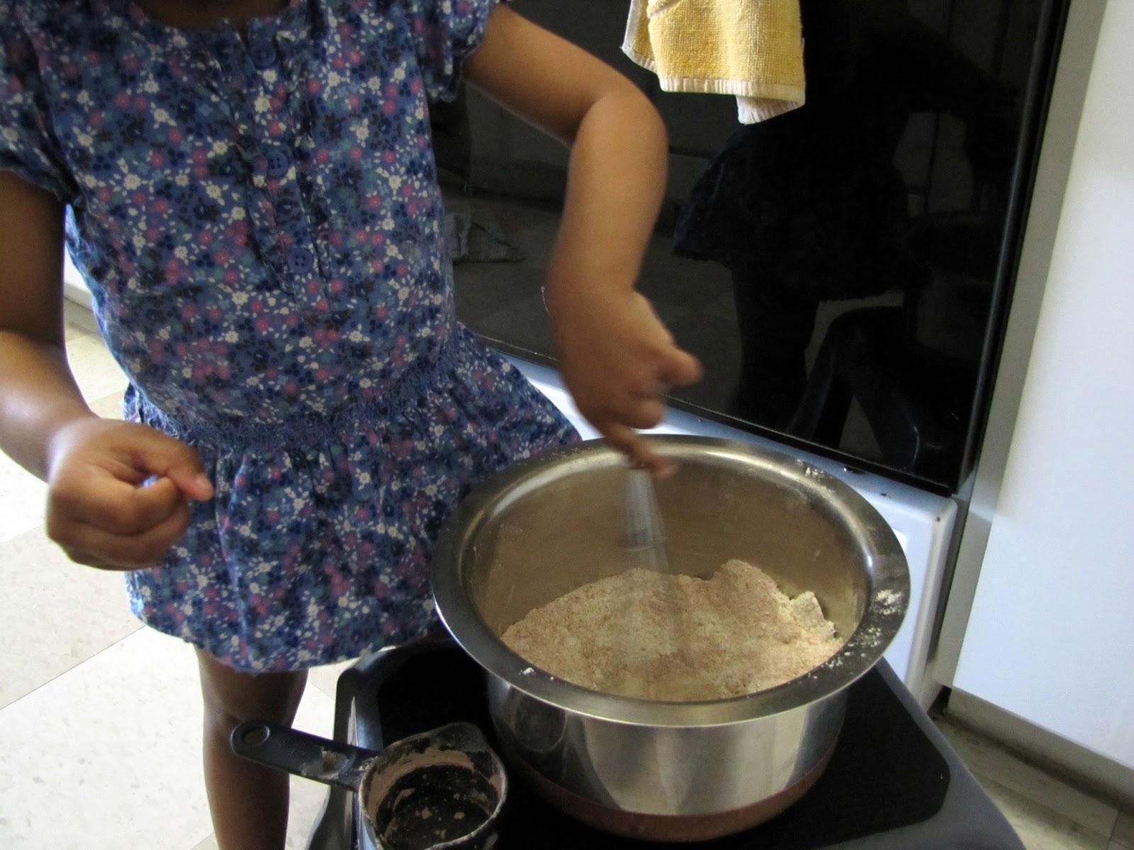 kid friendly muffin recipe