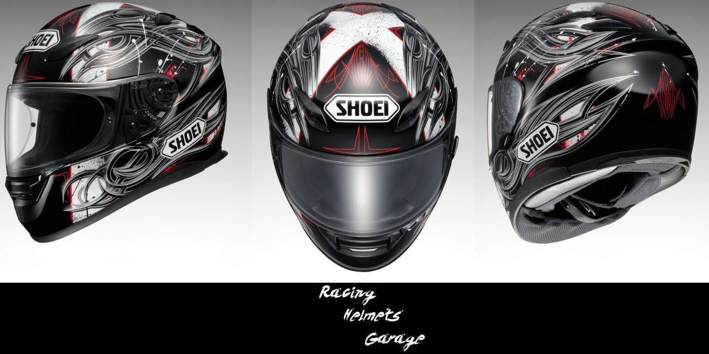 Promoção Shoei XR1100 » 249€ Hadron+2+2012