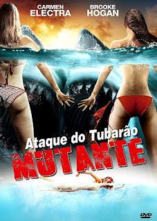 Baixar Filme Ataque do Tubarão Mutante (Dual Audio)