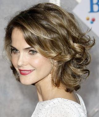 Corte de pelo cuello corto y cara grande Oriettabock - Peinados Para Cuello Corto