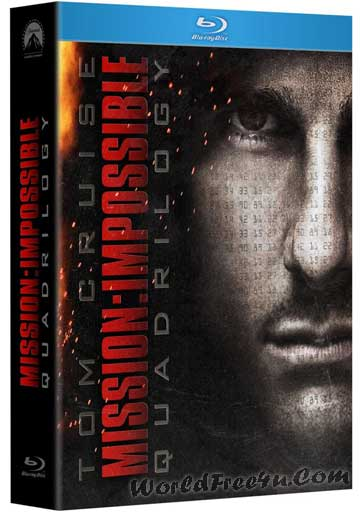 Free Download Mission Impossible All 4 Parts Hindi Dubbed 300mb Brrip
