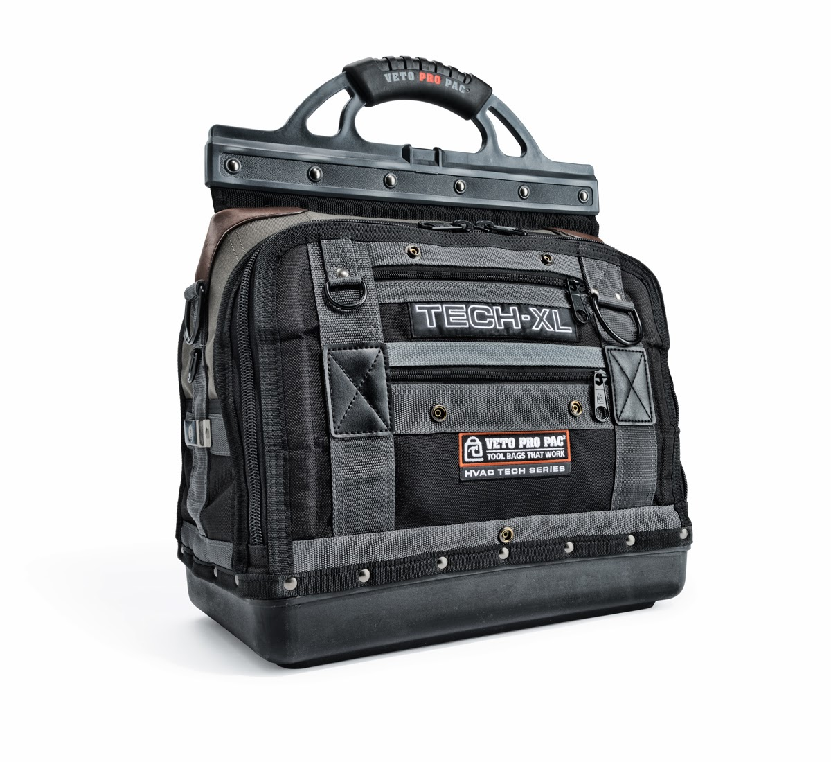 Veto Pro Pac Tech Xl Video Large Electrician Tool Bag Or