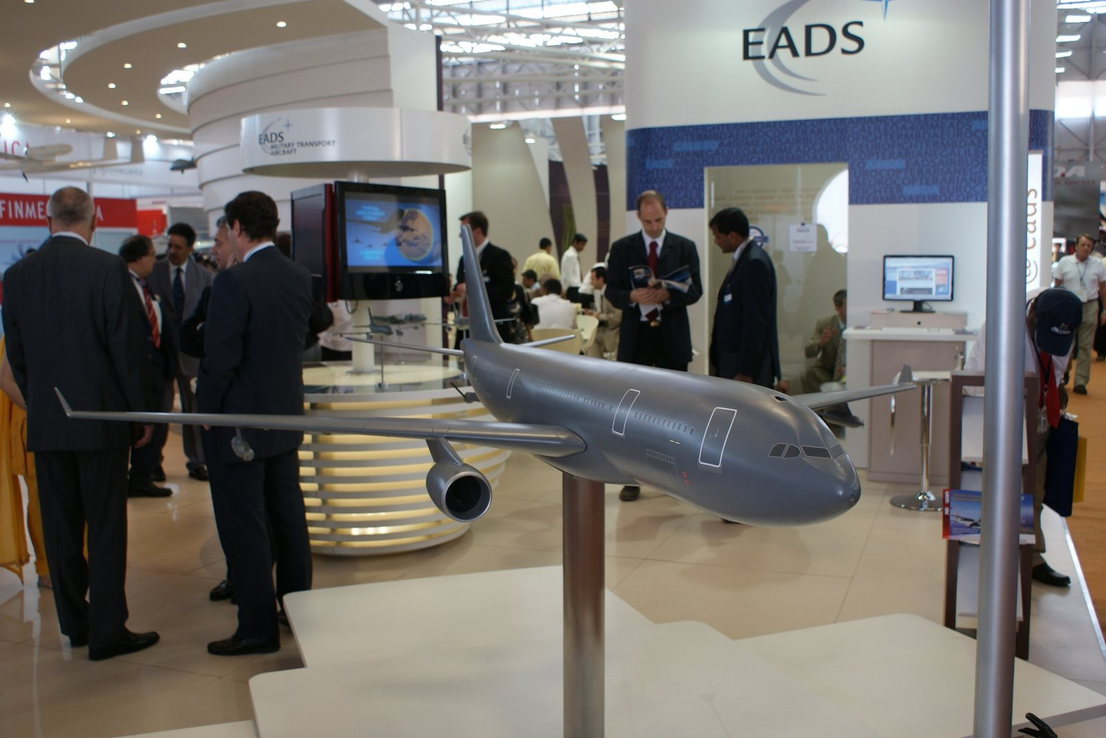 EADS Airbus Wins Indian Air Force Tanker Competition - Asian ...