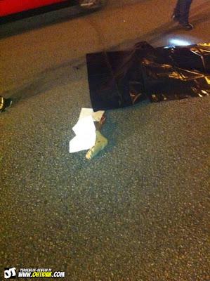 13 Gambar Ngeri - Kemalangan Maut Federal Highway 21 April 2013