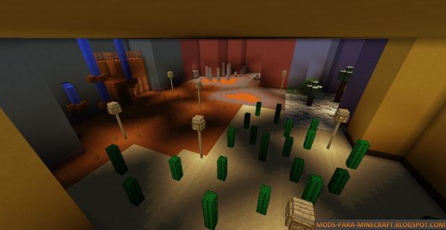 Habitación del mapa Puzzlemania 2