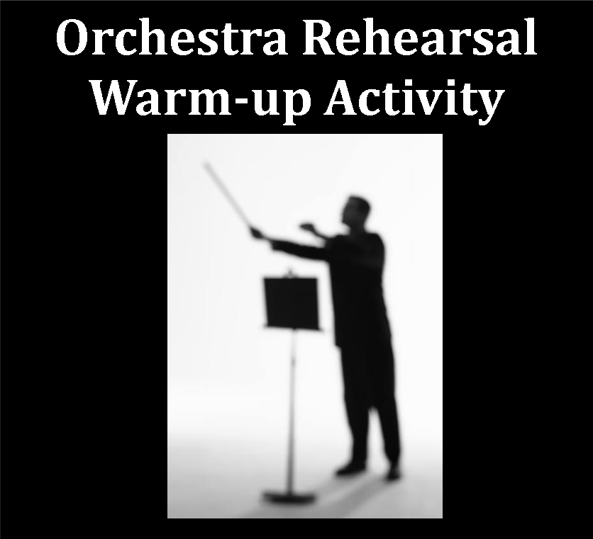 Classroom Warm Up Ideas : Orchestra classroom ideas warm up listening focus