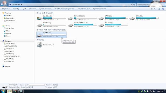 Cara Menambah RAM PC/Laptop Dengan Flashdisk (ReadyBoost)