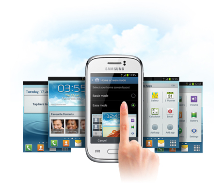 Update Galaxy Young S6310 to XXAME4 Android 4.1.2 Jelly Bean Official
