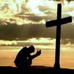 Aos pés da cruz