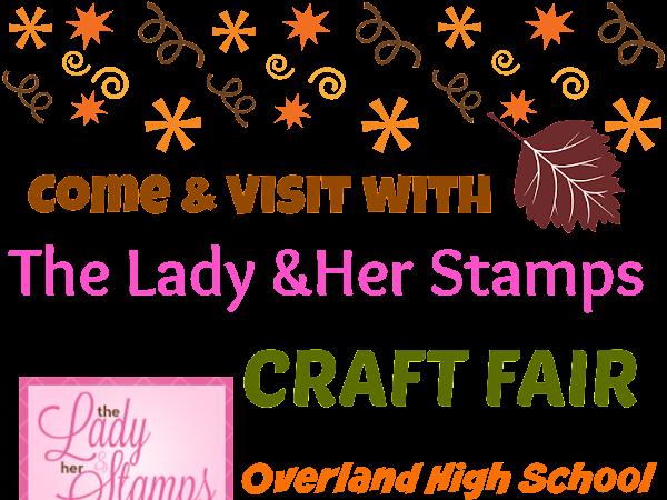 Come visit me @ the Craft Fair!