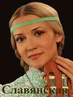 Песня под гитару Юлии Славянской «Часовенка»