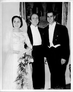 Mi Madre,Mi Padre y Mi Abuelo Materno
