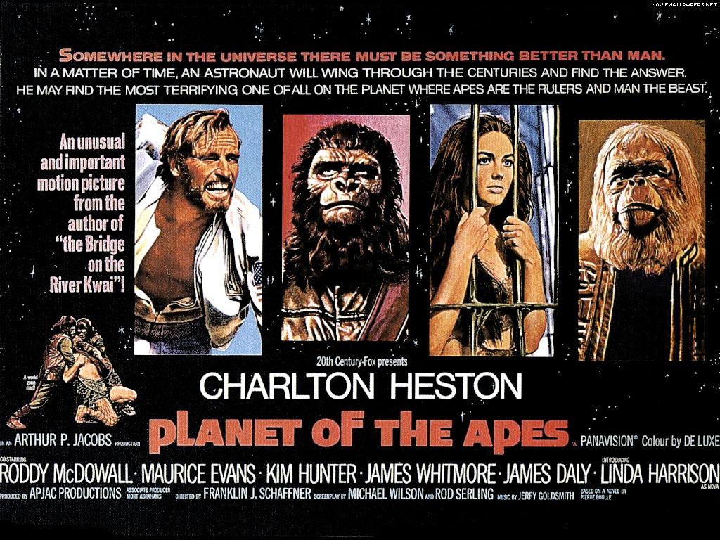 retrospective planet of the apes 1968 culture fix