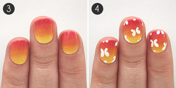 Gradient Nail Art for Any Event
