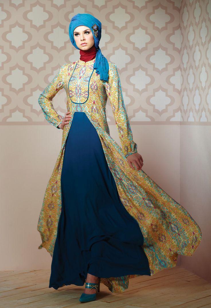 Variasi Model Kebaya Muslim Modern Yang Nge-Hits Saat Ini