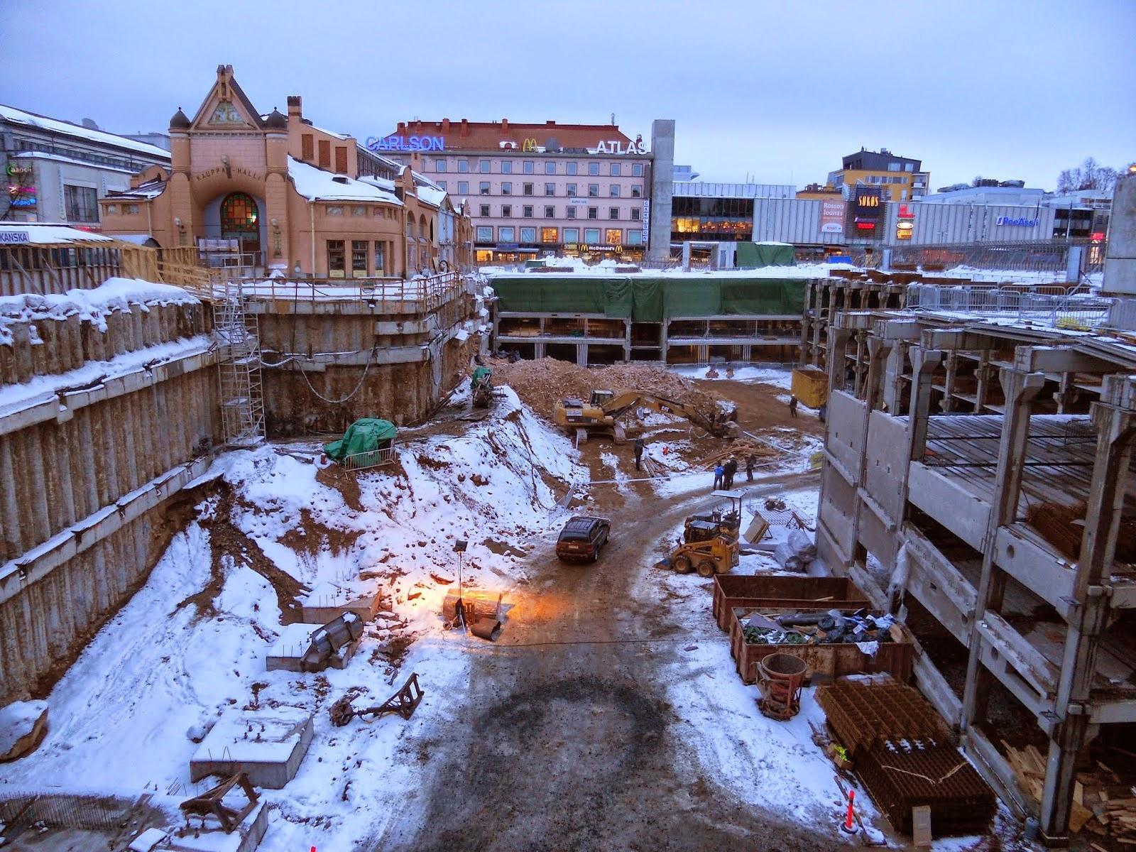 Kuopion torimonttu 2012