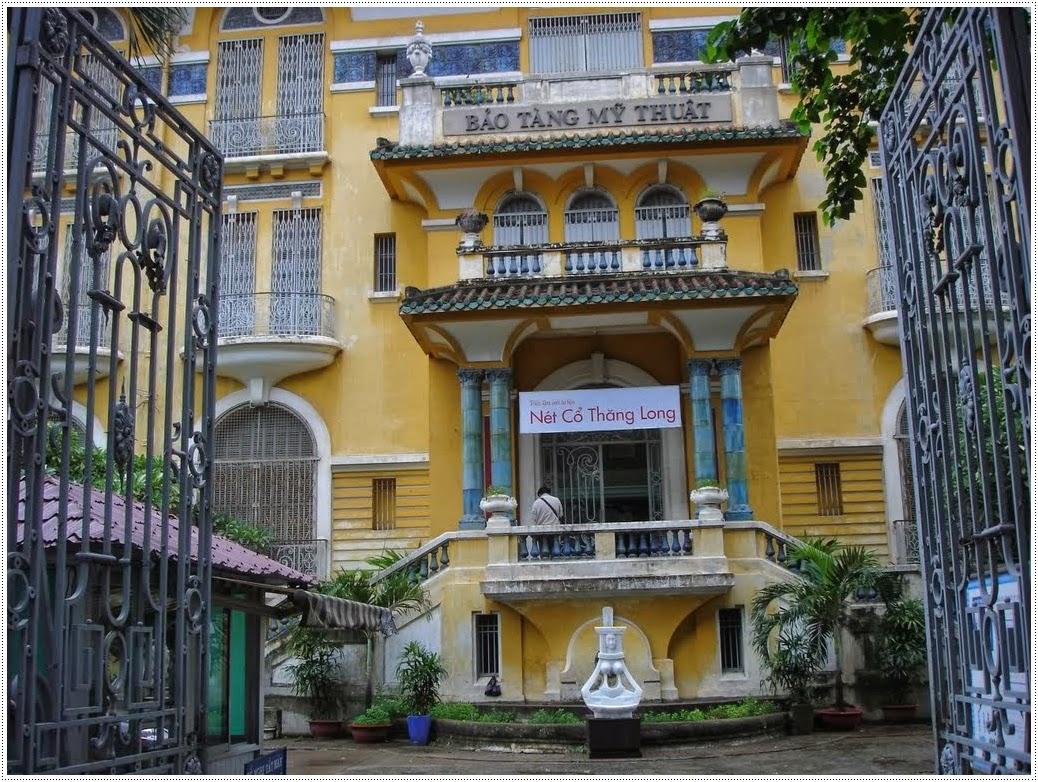 Bảo tàng mỹ thuật Sài Gòn