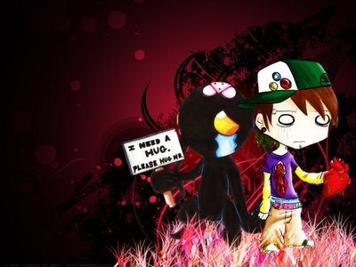 gambar emo wallpapers8 - photo #36