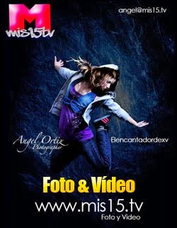 Foto y video para 15