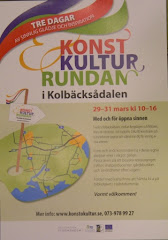 Konst & kulturrundan 2013
