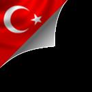 blogger türk bayrağı ekleme