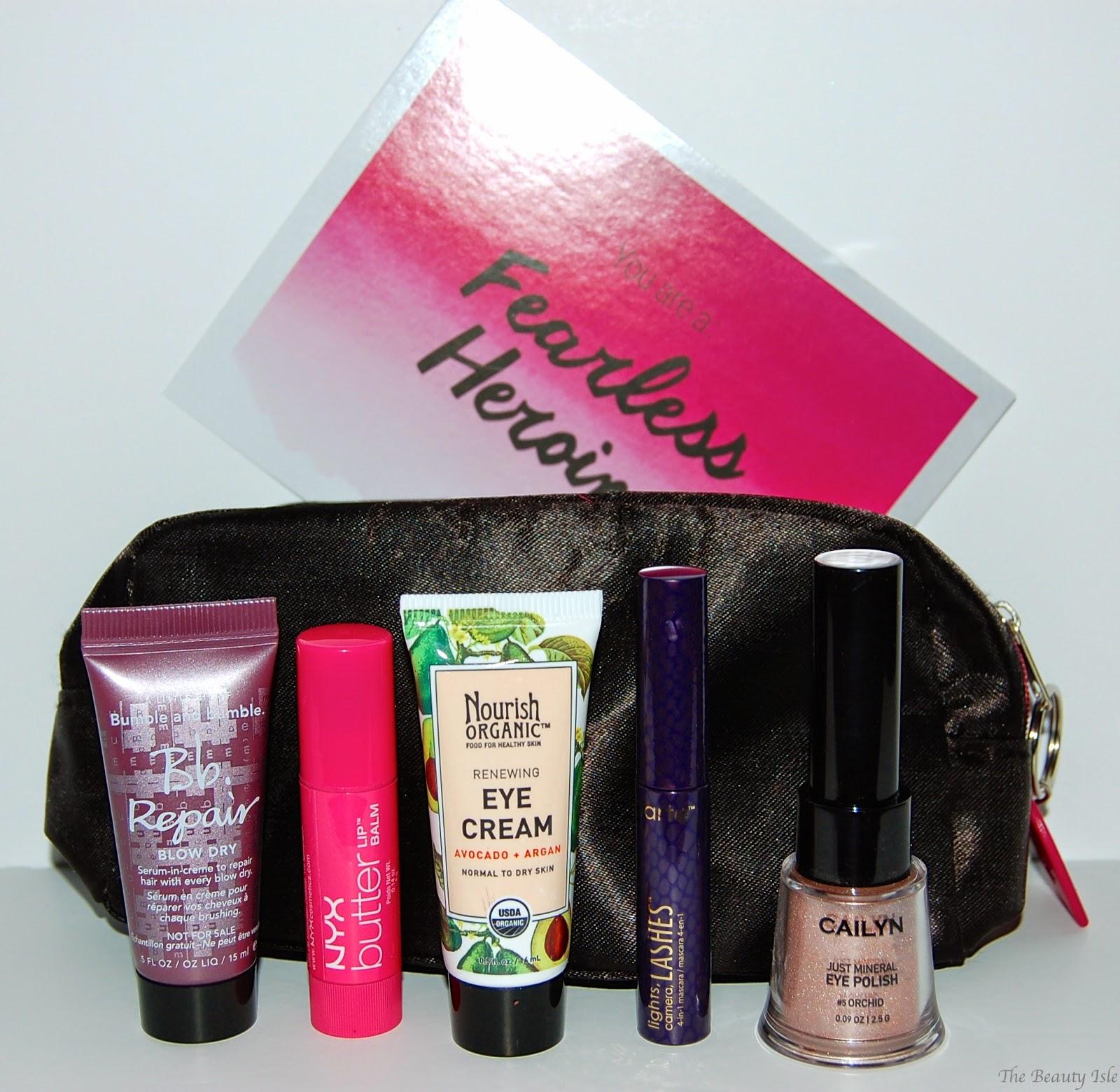 Ipsy December Glam Bag