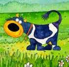 La vaca connie