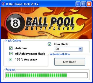 8 Ball Miniclip Pool Hack February 2013 !! ~ Hack'n'roll