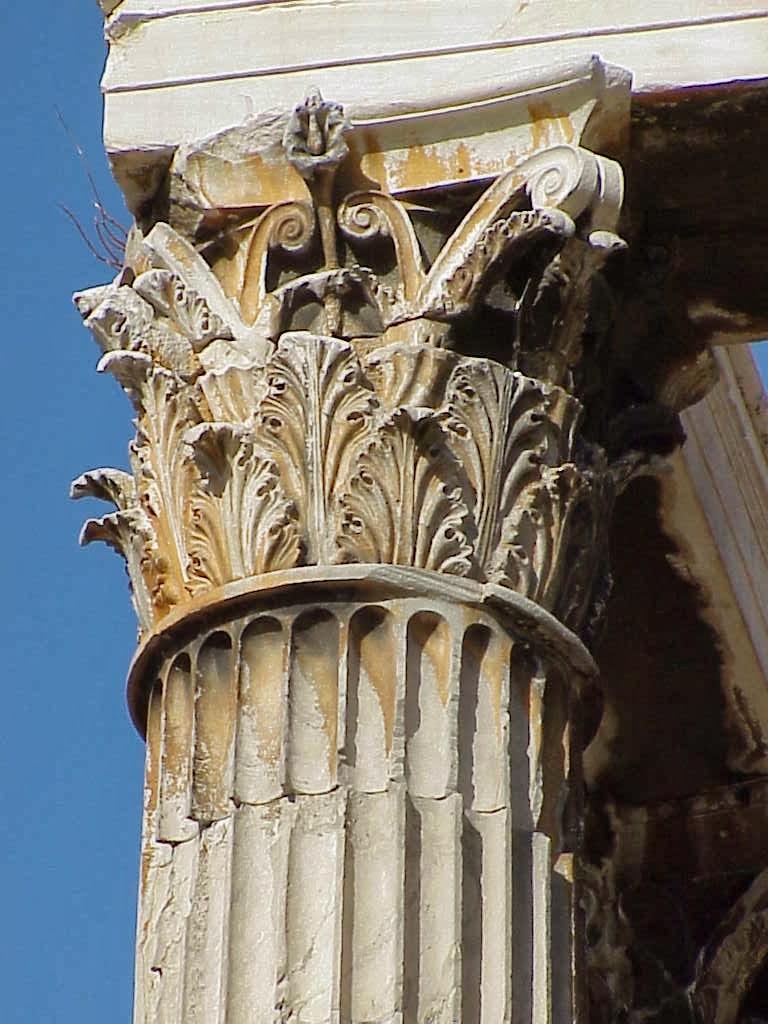 Greco Roman Archaeology Ancient Architecture Columns
