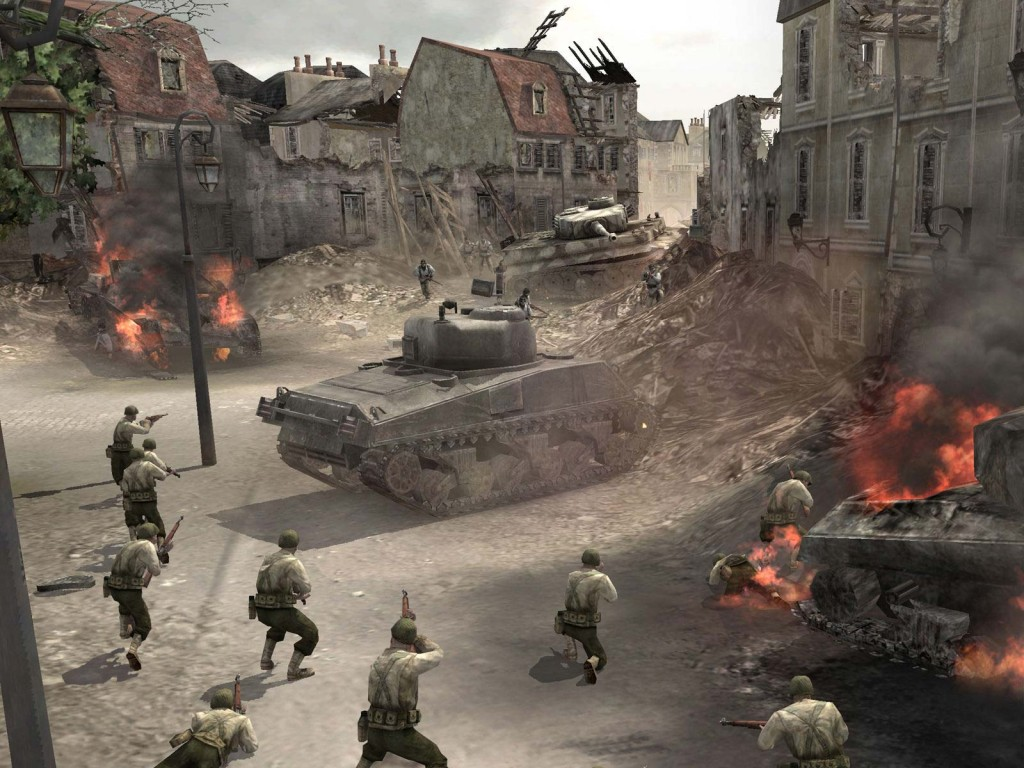 Company Of Heroes Fully Full Version PC Game