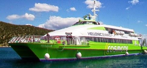 «Γι' αυτό στον ξένο Τύπο γράφουν, προσέξτε τα ελληνικά επιβατηγά πλοία στην Ελλάδα»…
