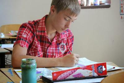 Pictez de la varsta de 5 ani - Guest Post Ciprian Andrei