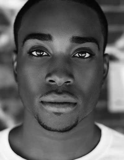 coupe homme noir