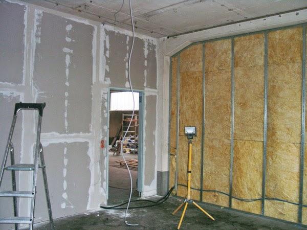 F s b decorservice montagem de paredes em pladur e revestimentos - Paredes de pladur ...
