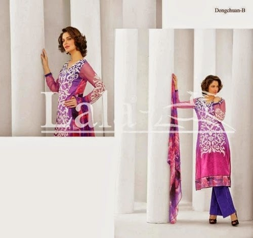 Kesa Embroidered Collection 2014
