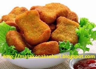 Nugget Ayam Pedas
