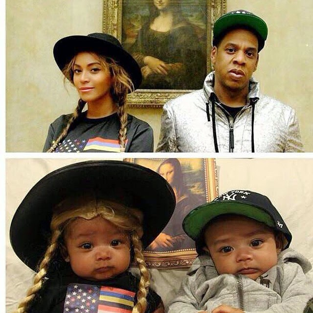 AWWW! These Cute Kids Channel Beyonce and Jay-Z for Halloween