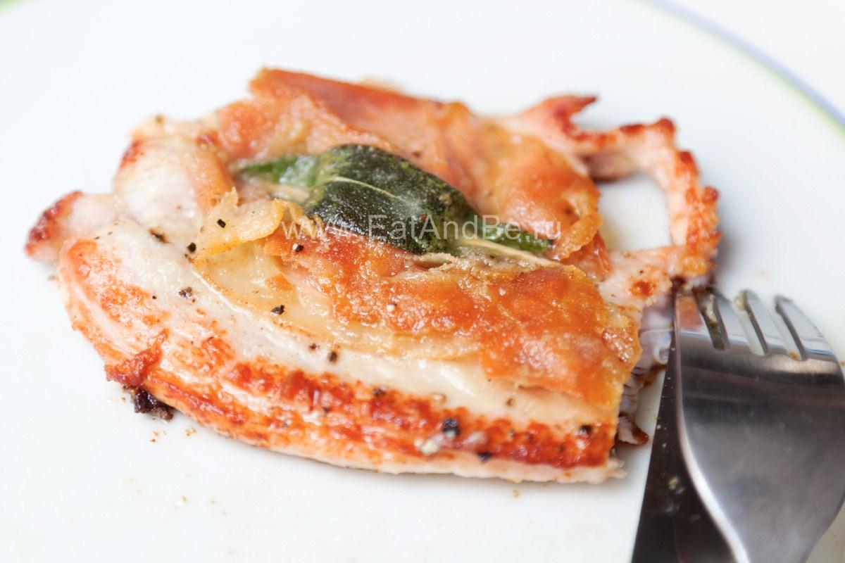 Блюдо из свиных ребрышек рецепт
