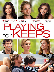 Poster Of Playing for Keeps (2012) In Hindi English Dual Audio 300MB Compressed Small Size Pc Movie Free Download Only At 300Mb.cc
