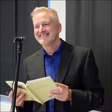 Voorstelling bundel 'Na het vrijen steek ik een gedicht op'