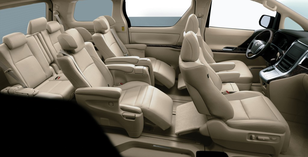 toyota mildly refreshes alphard luxury mpv carguide ph