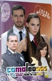 Cameleonii - Cameleones telenovela online