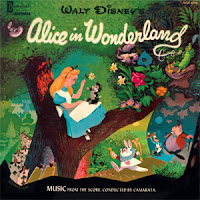 Disneyland Walt Disney World park soundtracks iTunes Alice