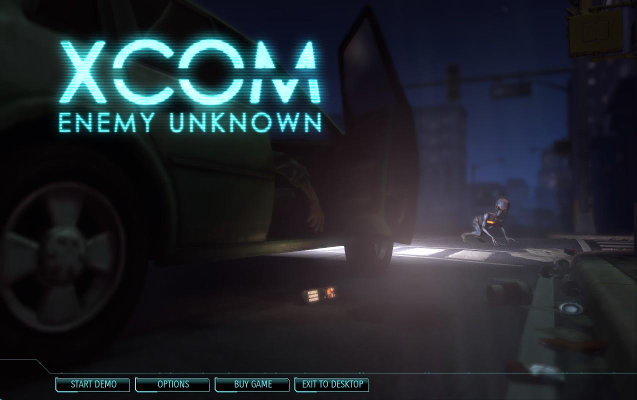Xcom enemy unknown demo pc