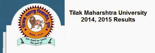 Tilak Maharshtra UniversityResults 2015